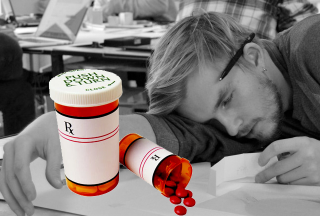Opioid භාවිතය අවදානම් මට්ටමක