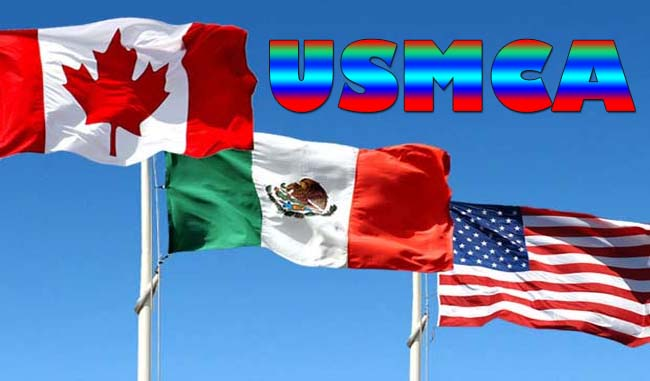 United States-Mexico-Canada Agreement – USMCA