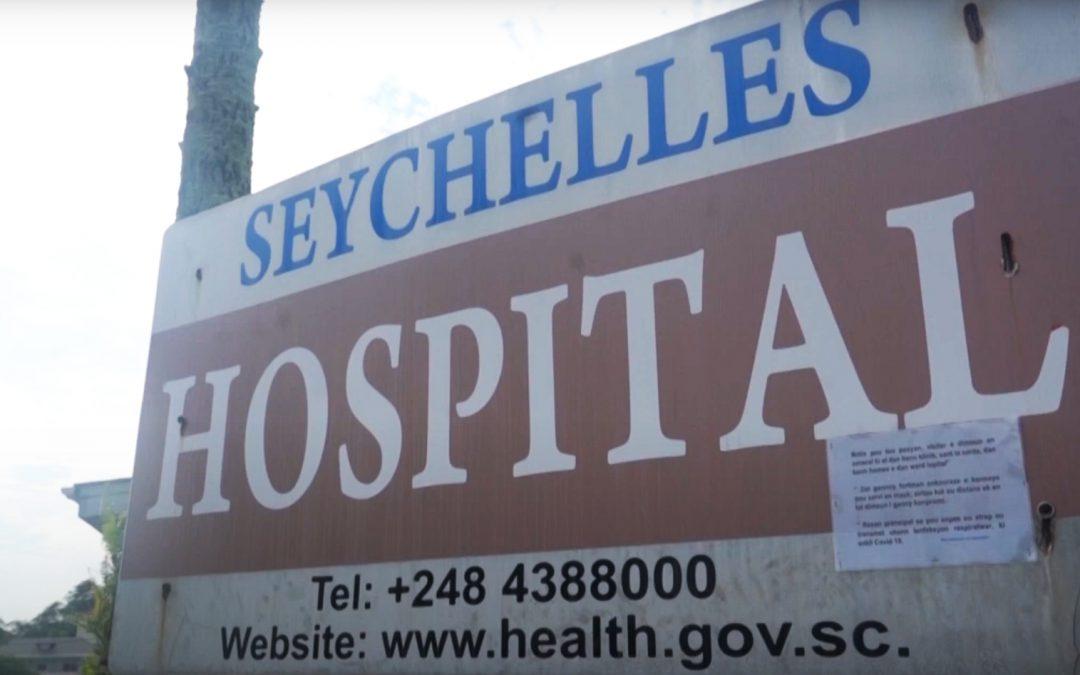 එන්නත් ගැසූ Seychelles  වැසියන්ටත් කොරෝනා ?